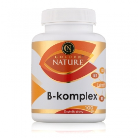 Golden Nature B-komplex Lalmin® 100 cps.