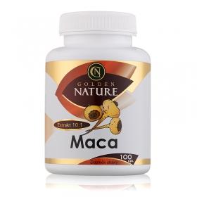 Golden Nature Maca 100 cps.