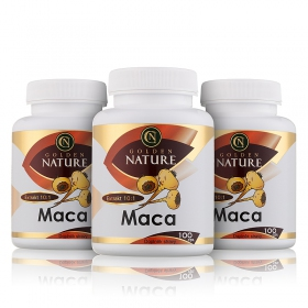 2+1 Golden Nature Maca 300 cps.