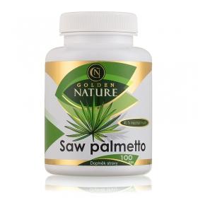Golden Nature Saw Palmetto 45% mastných kyselin 100 cps.