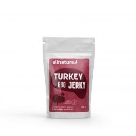 Allnature TURKEY BBQ Jerky 25 g