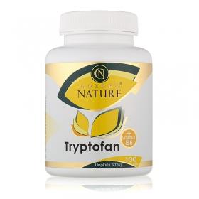 Golden Nature Tryptofan+B6 100 cps.