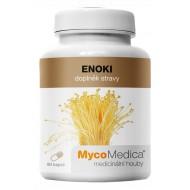 MycoMedica Enoki 90 cps.
